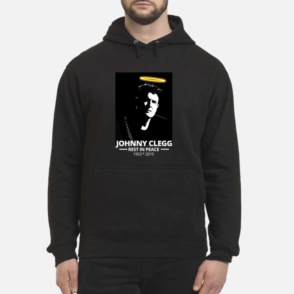 RIP Johnny Clegg T-Shirt hoodie