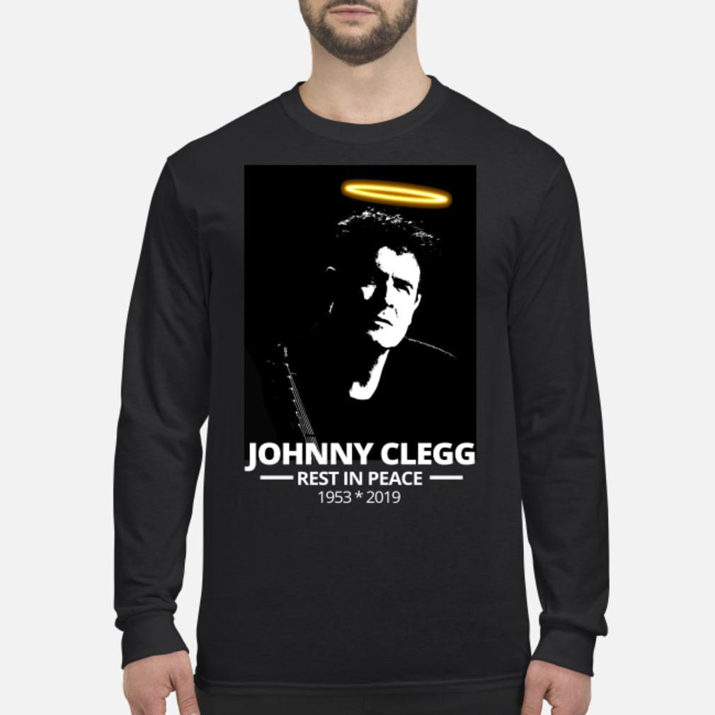 RIP Johnny Clegg T-Shirt Long sleeved