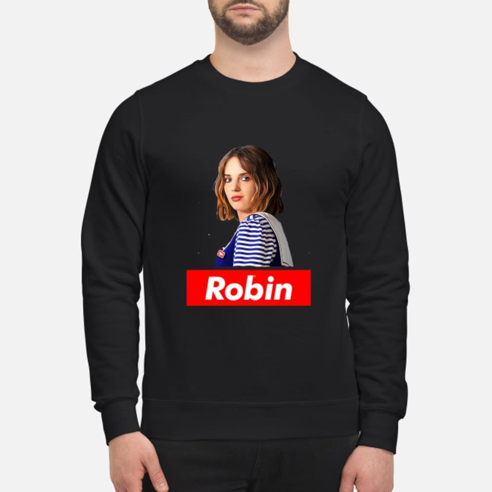 Robin Stranger Things shirt sweater