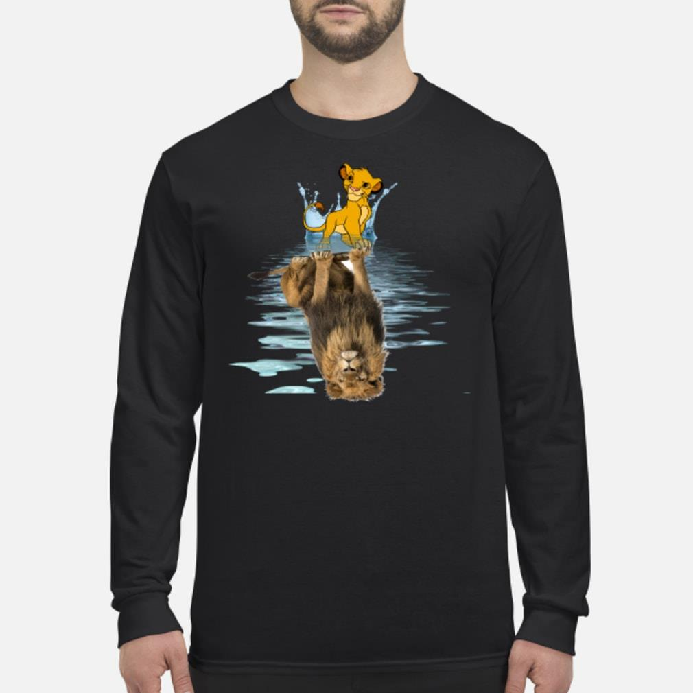 Simba Water Reflection shirt Long sleeved