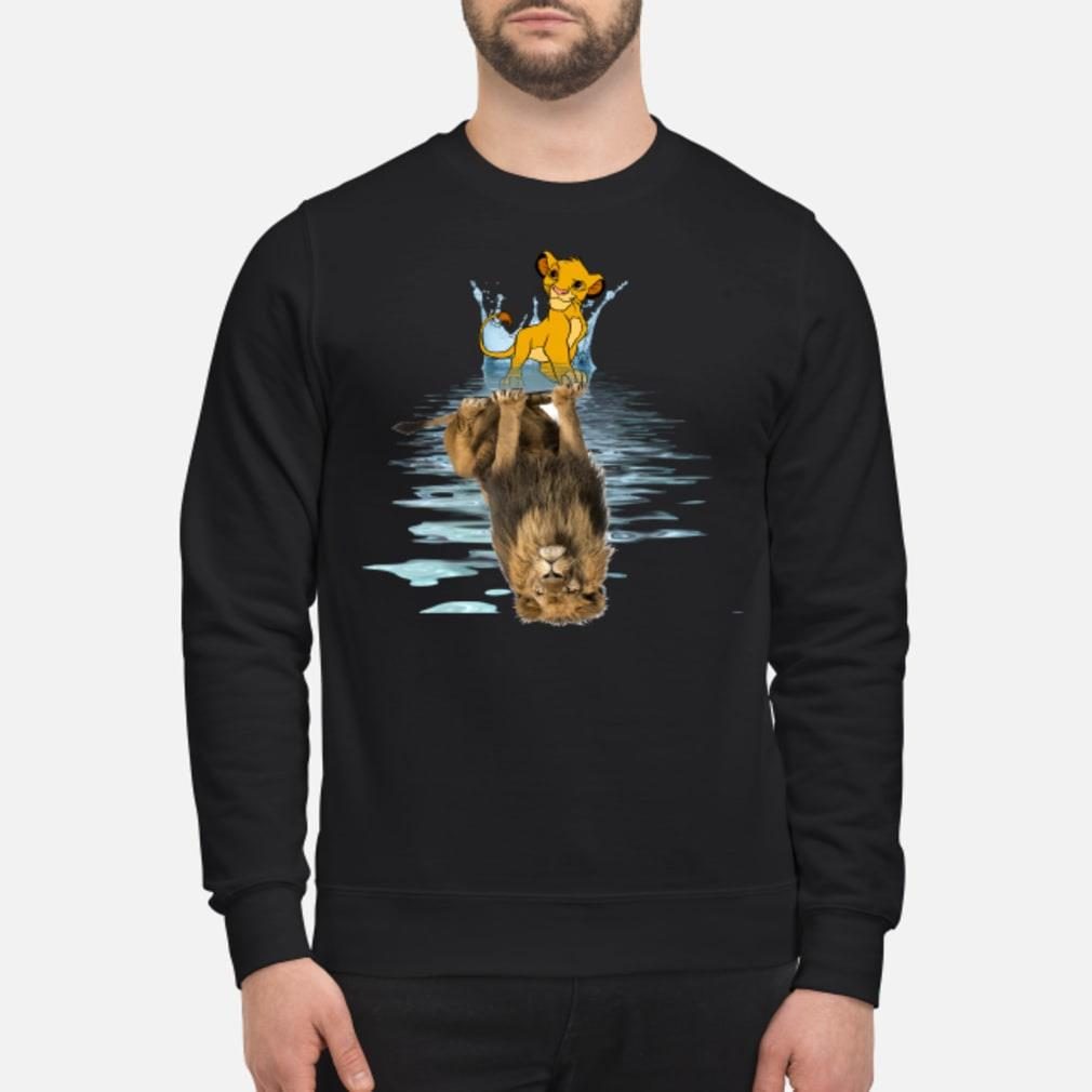 Simba Water Reflection shirt sweater