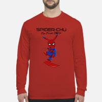 Spider-Chu far from home shirt long sleeved