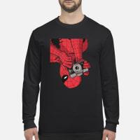 Spider man Photographer shirt Long sleeved
