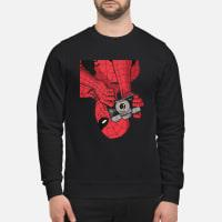 Spider man Photographer shirt sweater
