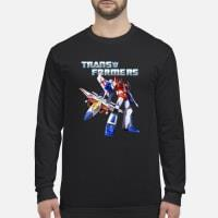 Starscream Transformers Shirt long sleeved