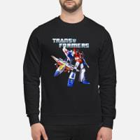 Starscream Transformers Shirt sweater