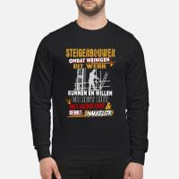 Steigerbouwer shirt sweater