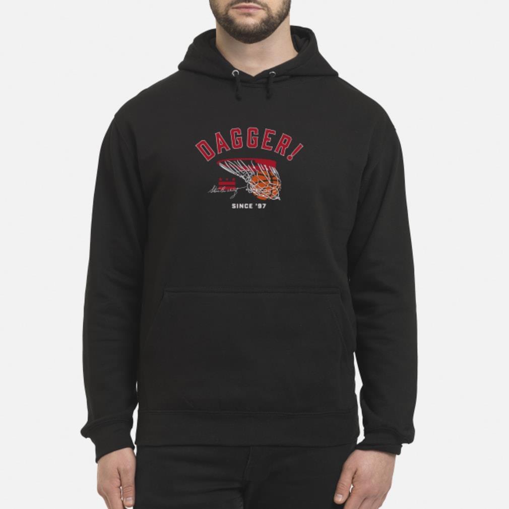 Steve Buckhantz Dagger Signature Shirt hoodie