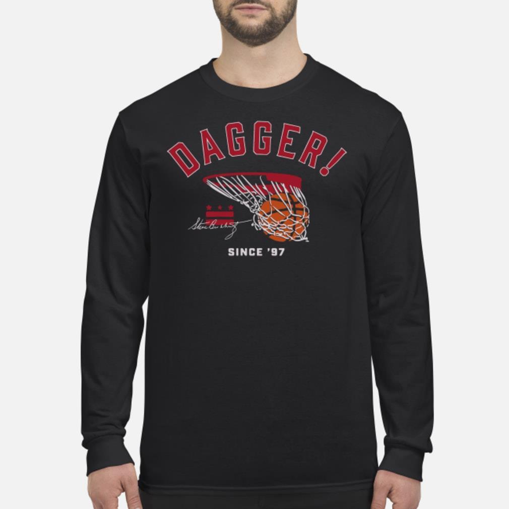 Steve Buckhantz Dagger Signature Shirt Long sleeved