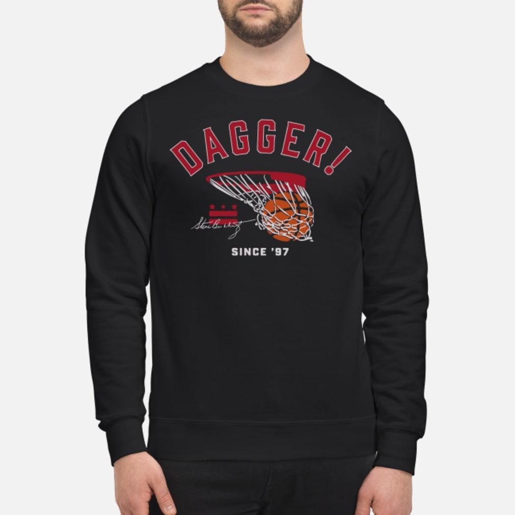 Steve Buckhantz Dagger Signature Shirt sweater