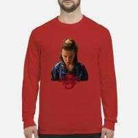 Stranger Things 3 Eleven shirt long sleeved