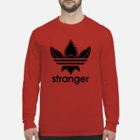 Stranger Things Adidas Demogorgon Shirt long sleeved