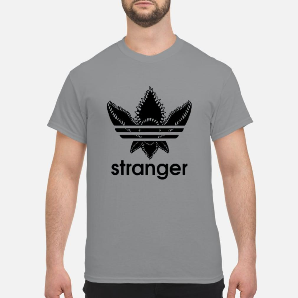 Stranger Things Adidas Demogorgon Shirt