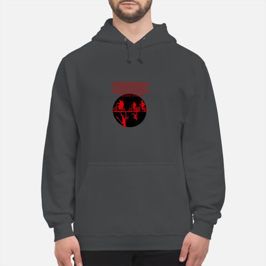 Stranger Things Bike Rides Shirt hoodie