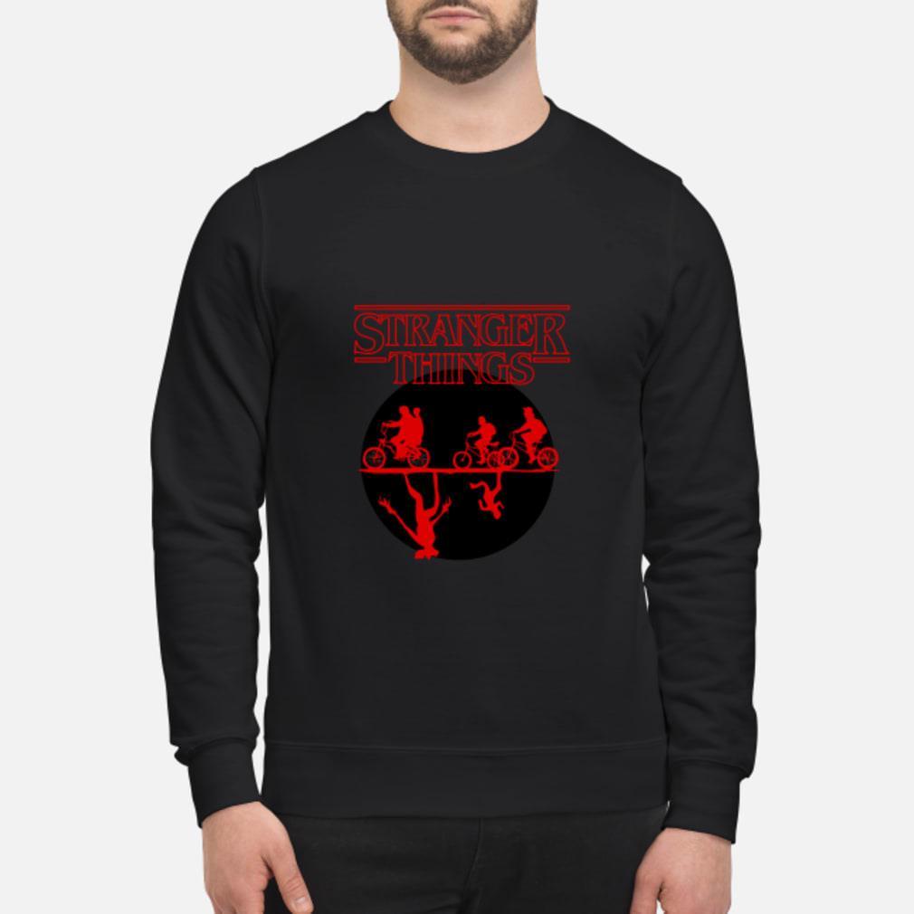Stranger Things Bike Rides Shirt sweater