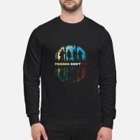 Stranger Things Friends Don't Lie Shirt sweater