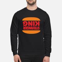 Stranger things burger shirt sweater
