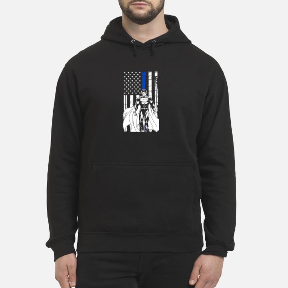 Superman american flag Shirt hoodie