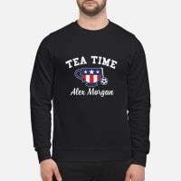 Tea Time Alex Morgan T-Shirt sweater