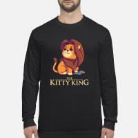 The Kitty King Lion Cub Baby Simba Shirt long sleeved
