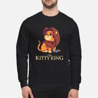 The Kitty King Lion Cub Baby Simba Shirt sweater