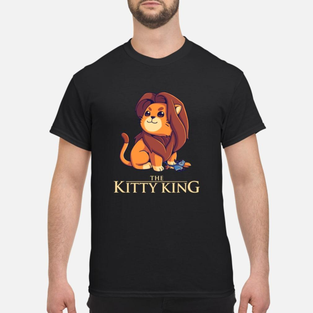 The Kitty King Lion Cub Baby Simba Shirt