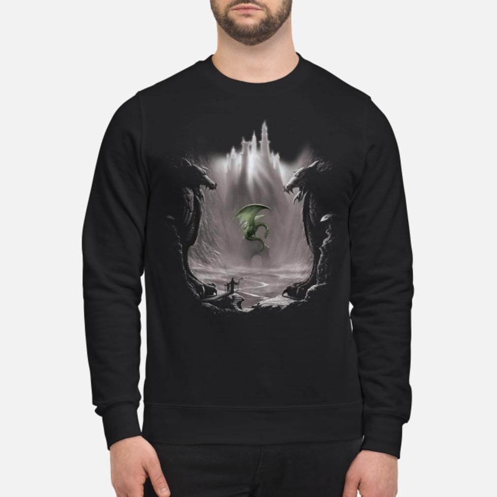 The Mountain Lost Dragon Valley T Shirt sweater