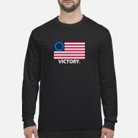 old navy flag shirt long sleeved
