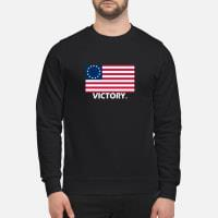 old navy flag shirt sweater