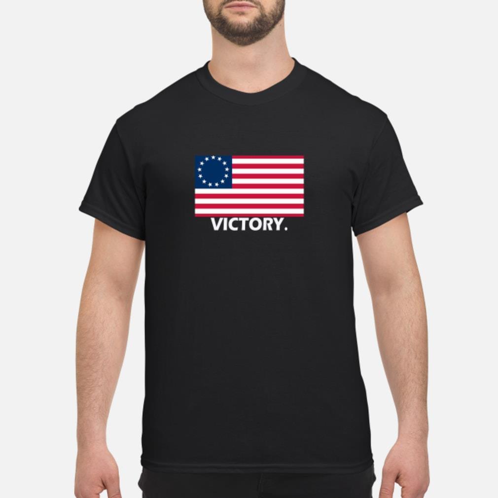 old navy flag shirt