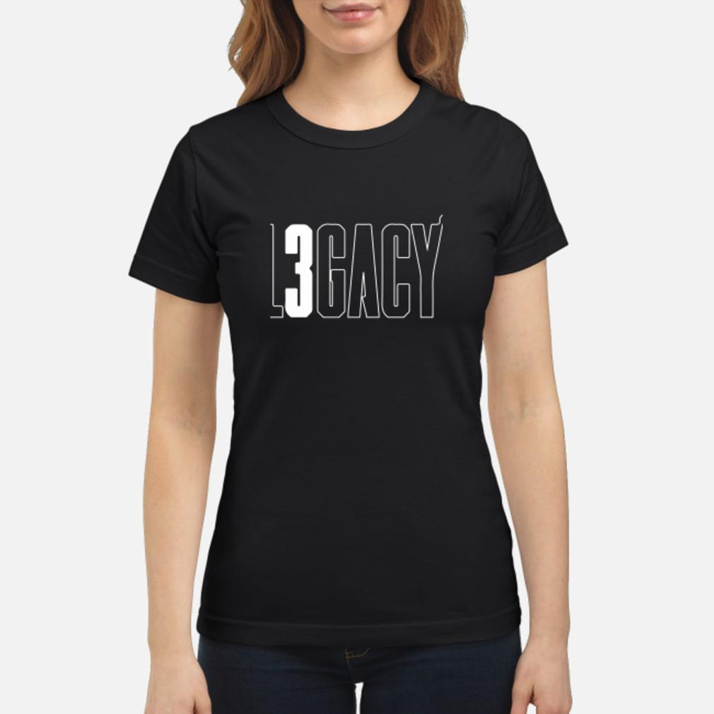 wade legacy shirt ladies tee