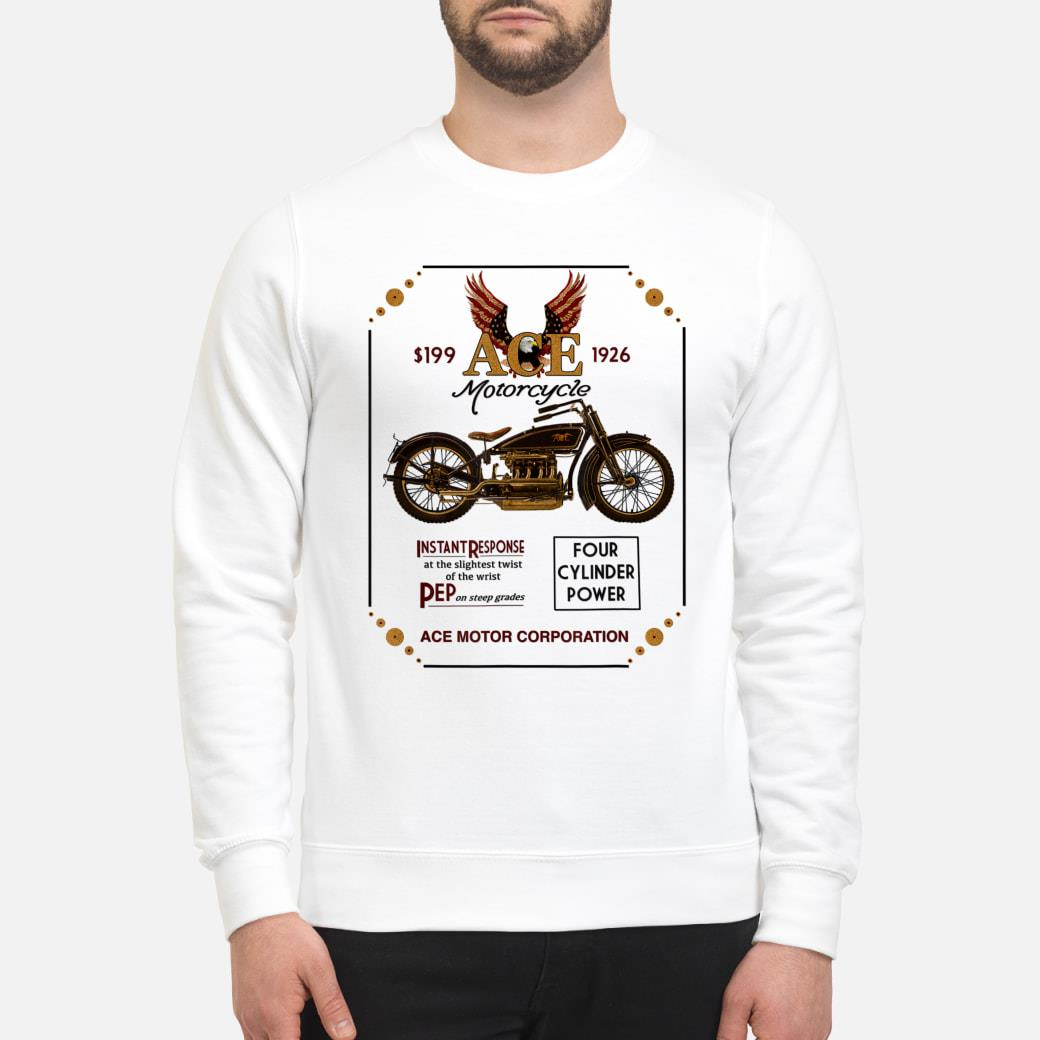 Ace Motorcycle Corporation 1926 T-Shirt sweater