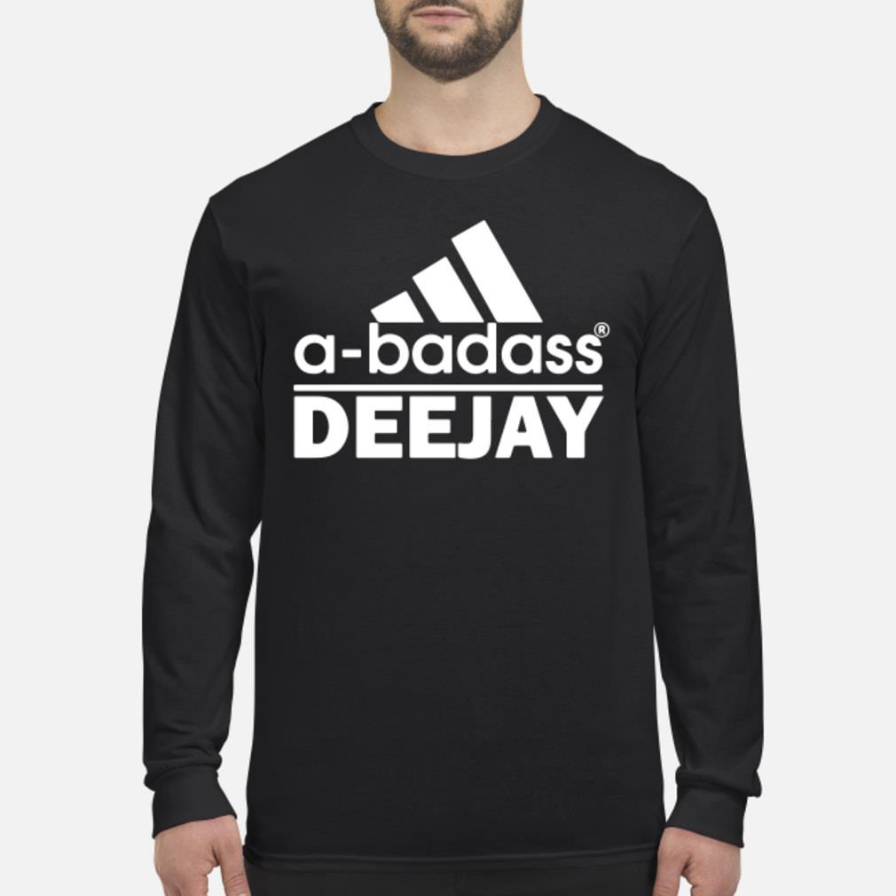 Adidas Logo A-Badass DeeJay shirt Long sleeved