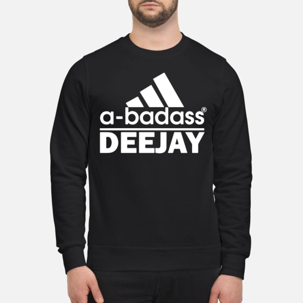 Adidas Logo A-Badass DeeJay shirt sweater