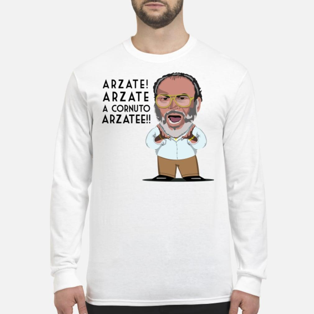 Arzate Arzate A Cornuto Arzatee Shirt Long sleeved