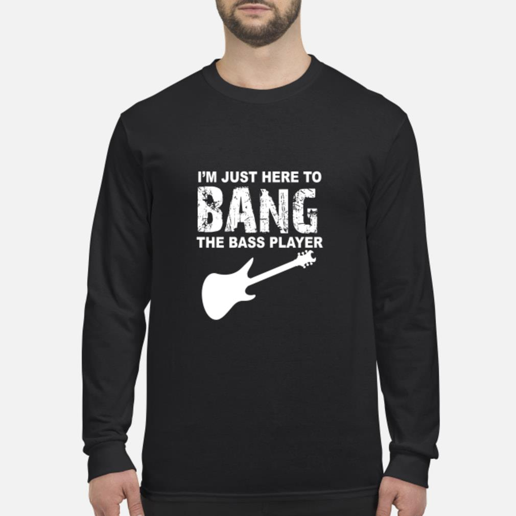 Bang undefined shirt Long sleeved