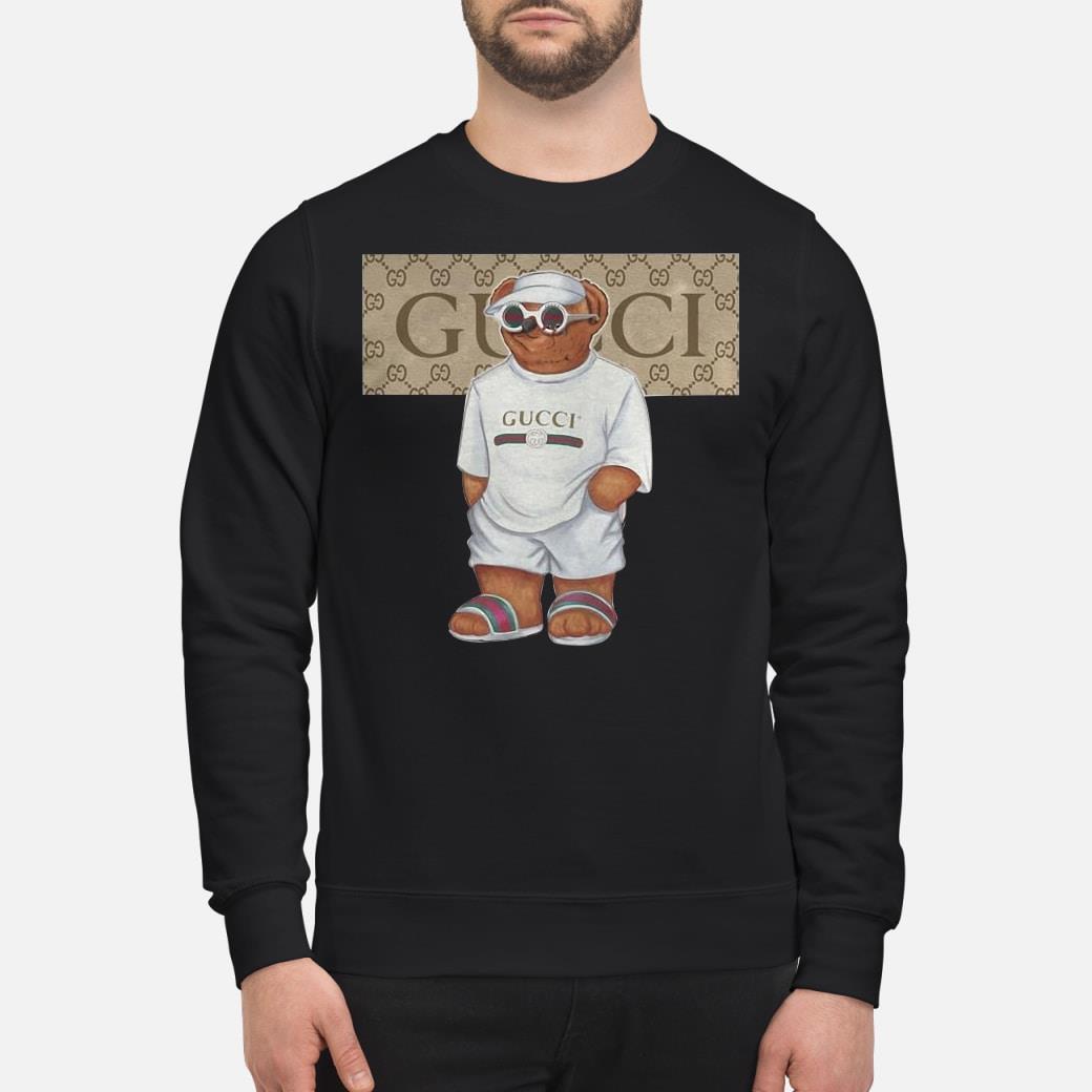 Bears Gucci Logo Shirt sweater
