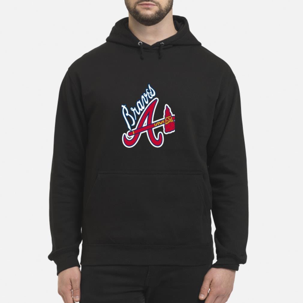 Braves A logo Shirt hoodie