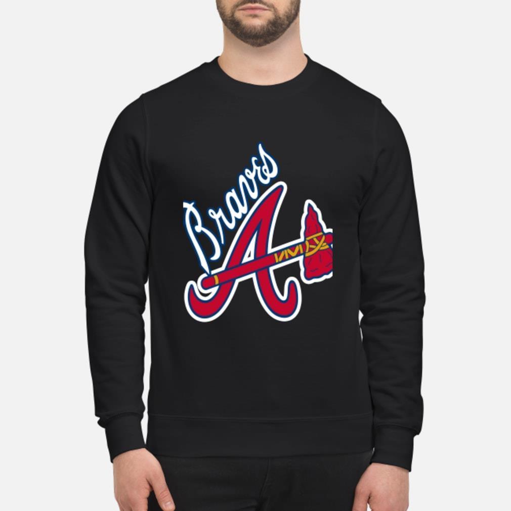 Braves A logo Shirt sweater