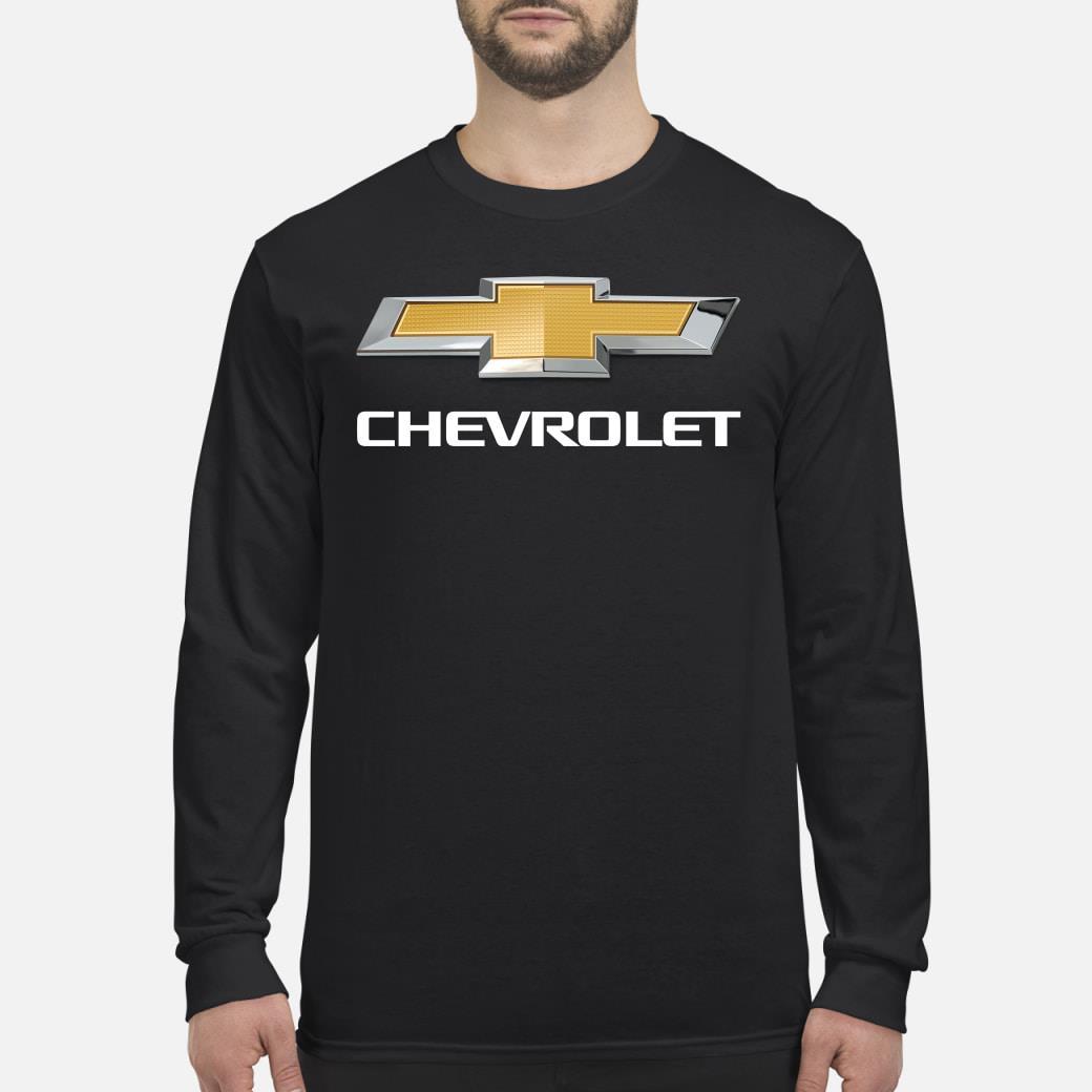 Chevrolet Classic Bowtie Logo Shirt Long sleeved