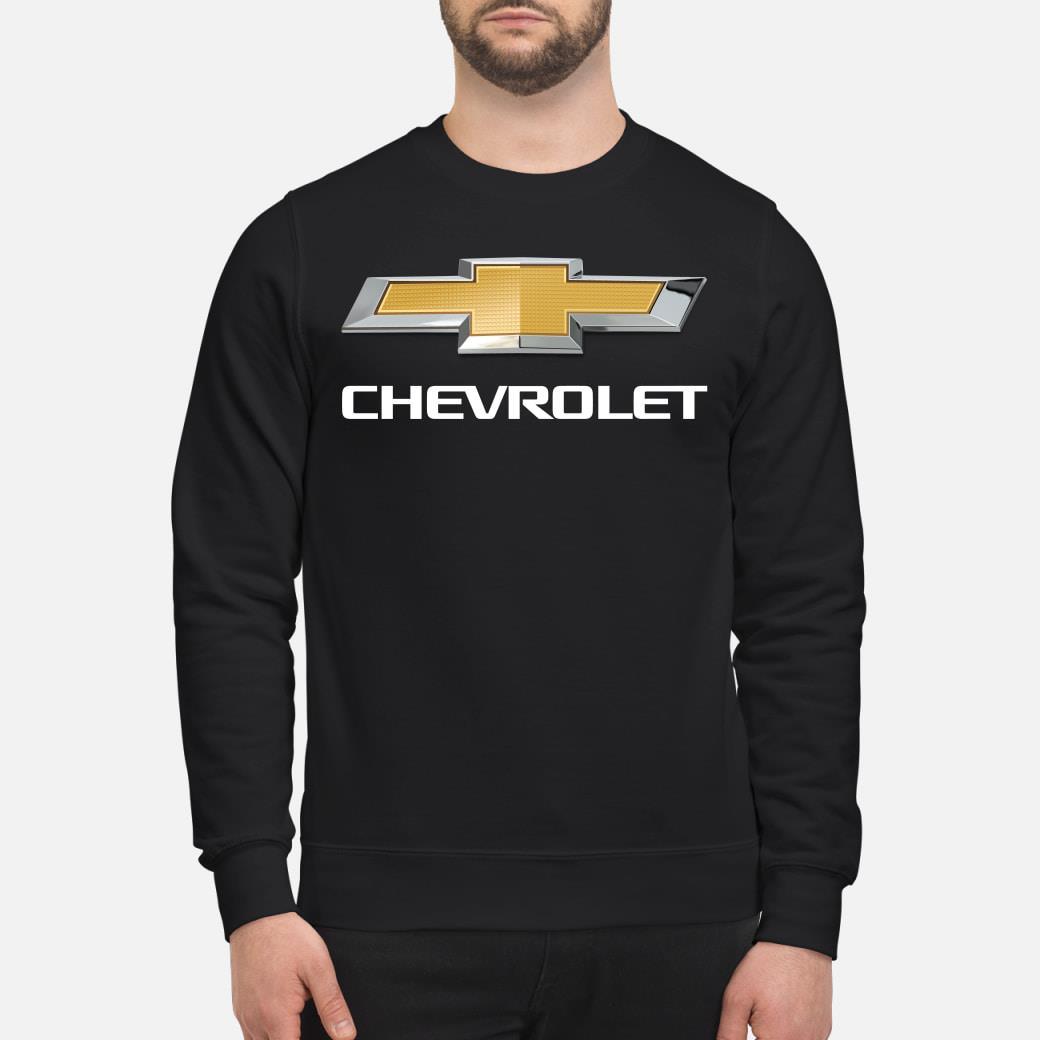 Chevrolet Classic Bowtie Logo Shirt sweater