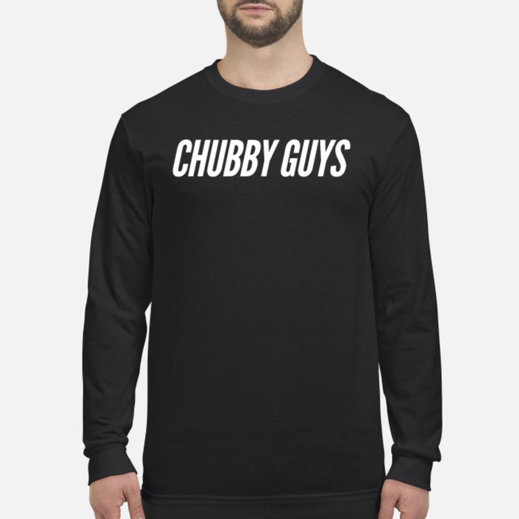 Chubby guys Shirt Long sleeved