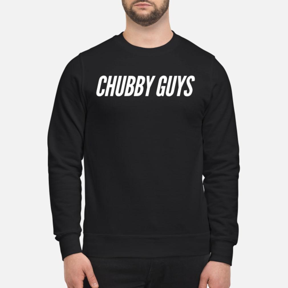 Chubby guys Shirt sweater