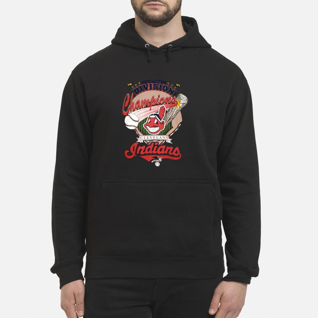 Cleveland Central division Champions Indians shirt hoodie