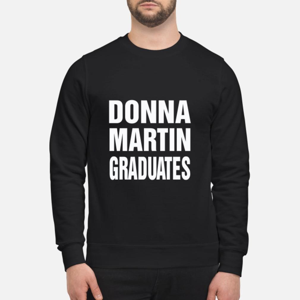 Donna Martin Graduates shirt sweater
