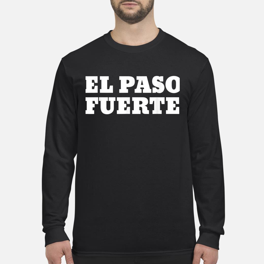 El Paso Fuerte shirt Long sleeved