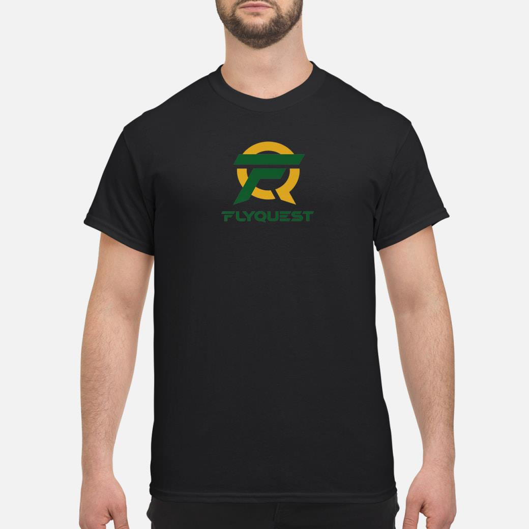 Esports Flyquest Gaming Team shirt