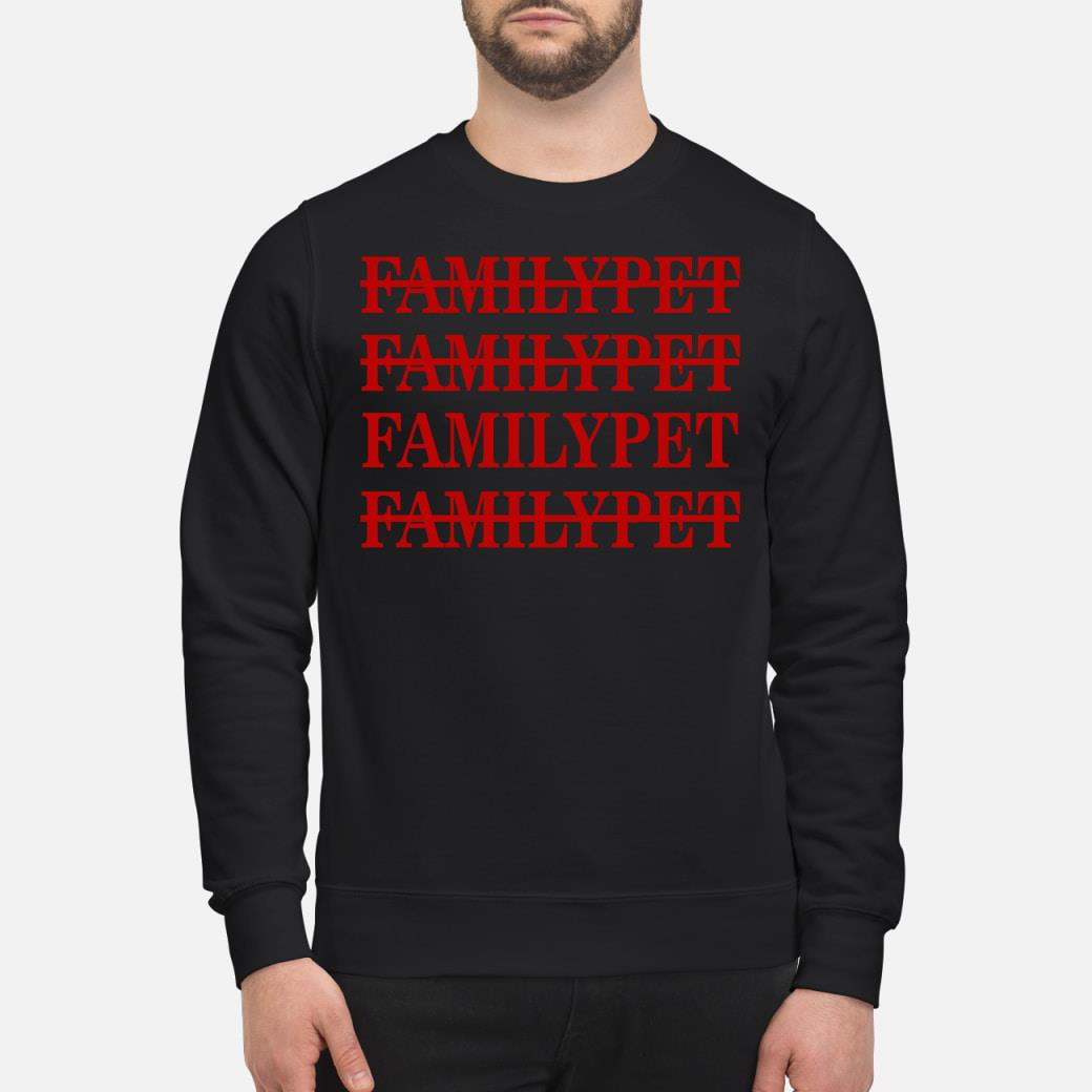 Familypet Familypet shirt sweater