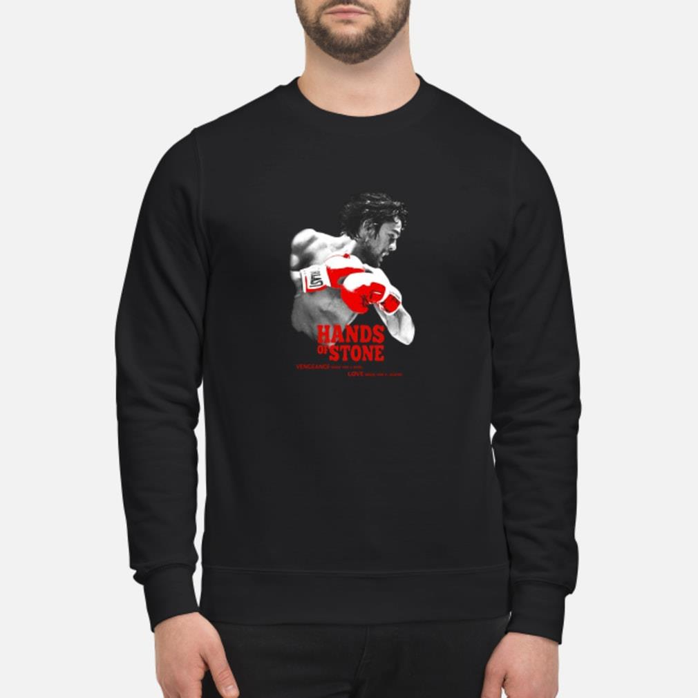 Hands of stone shirt sweater