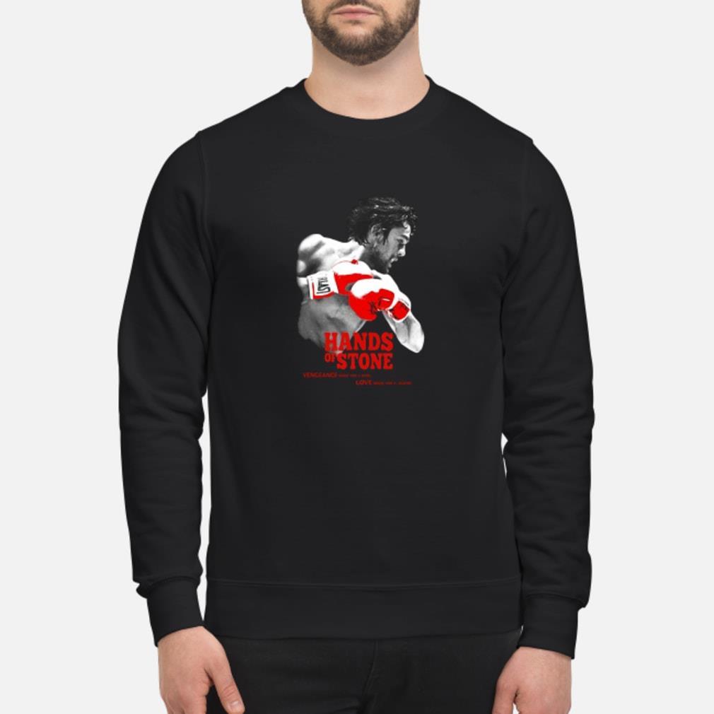 Hands of stone shirt sweater